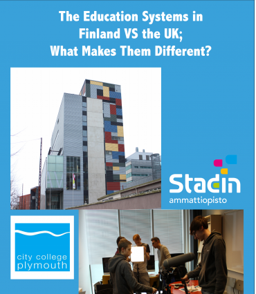 The Education System in Finland VS the UK; What Makes Them Different?